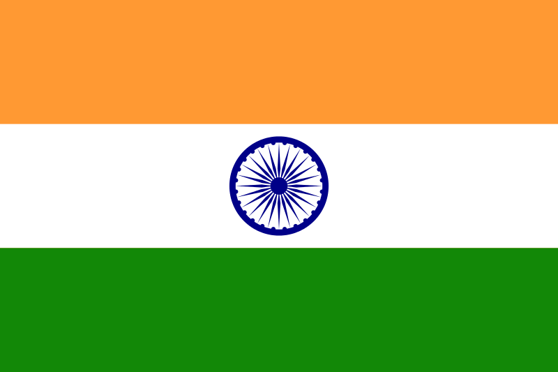 Indijos vėliava